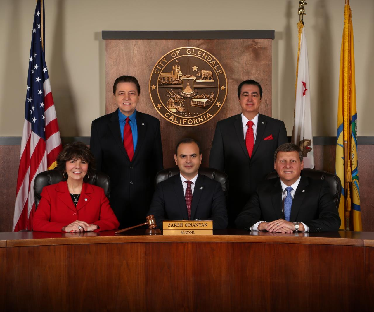 2018 - Glendale City Council